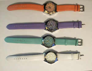 A set of ATC Woman stainless steel JAPAN hand Watches