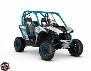 Save $4150 on a New 2016 Can Am Turbo Maverick XDS