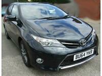 2014 Toyota Auris 1.6 V-Matic Icon+ 5dr HATCHBACK Petrol Manual