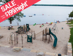 Phenomenal Family Cottage For Rent At Mccreary Beach Ontario Canada Download Free Architecture Designs Embacsunscenecom
