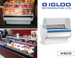 Largest showroom in North America of refrigerated equipment