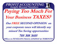 TAX Planning & Accounting Services