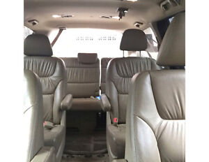 2008 Honda Odyssey EX-L Loaded, Low Mileage, Dealer Maintained