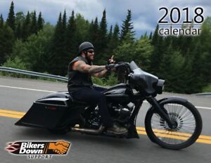 BIKERS DOWN SUPPORT CALENDARS