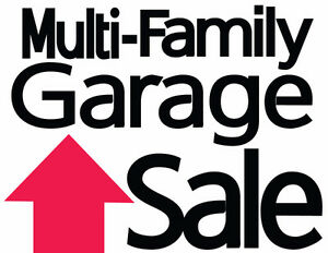 ***Multi-Family Garage Sale/Moving Sale***