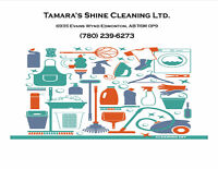 Messy space gives you aches? Fed up? Call Tamara for a cleanup!