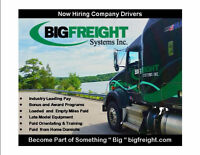 Professional Long Haul Class One Deck Driver Canada /US