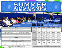 PACIFIC TOP TEAM SUMMER KIDS CAMPS