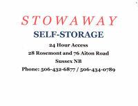 Stowaway Self-Storage