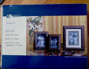 Picture Frame Trio - sold ppu