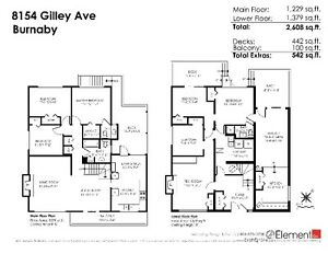 8154 Gilley Ave, Burnaby BC V5J 4Y5