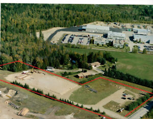 4 acres M-1 Industrial Property