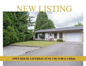 LANGLEY - UPDATED RANCHER w PRIVACY