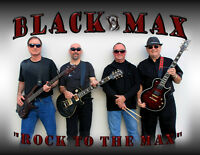 Black Max - Available for Gigs