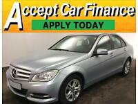 Mercedes-Benz C180 1.6 ( 154bhp ) Blue F 1595cc 7G-Tronic Plus 2013MY Executive