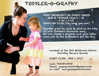 Toddler-o-graphy
