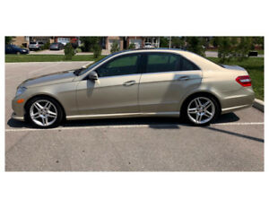 2011 Mercedes-Benz E350, 98k, Carfax Available, NO Accidents
