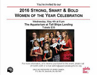 2016 Strong, Smart & Bold Women of the Year Celebration