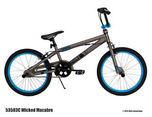 Found - Wicked Macabre - Photo not of actual bike