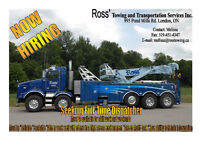 full-time driver manager/dispatching position