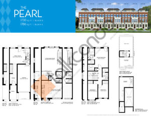 Brand New Luxury Townhome At Harwood & Kingston For Sale