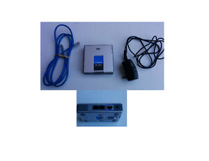 Linksys Unlock PAP2T-NA Voip Adapter