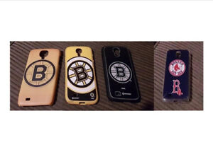 NHL BOSTON PHONE COVERS