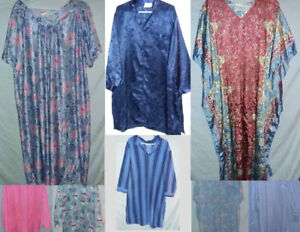 Plus Size Nightgowns and Bathrobes