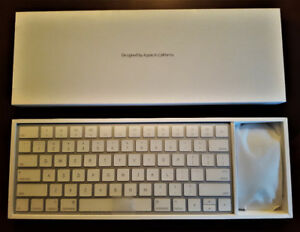 Apple Bluetooth Magic Keyboard A1644 and Magic Mouse 2 A1657 Bun