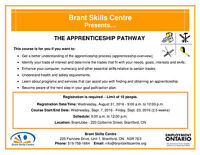 Free Apprenticeship Pathway 13-Day Course