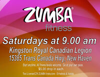 ZUMBA fitness in New Haven
