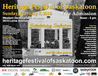 Free Games and Activities at the Heritage Festival this Sunday!!