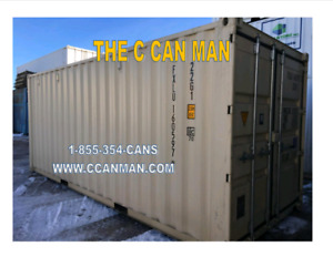 SHIPPING CONTAINERS FOR SALE AND RENT