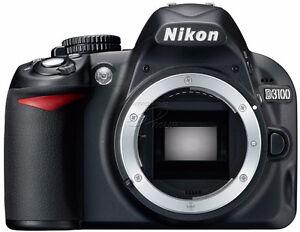 NIKON D3100 W/ AF NIKKOR 28-85MM LENS