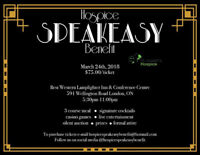 Hospice Speakeasy Benefit