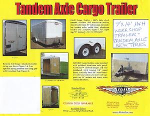 H & H Cargo Trailer