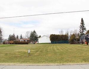 ST LAWRENCE RIVER RESIDENTIAL BUILDING LOT