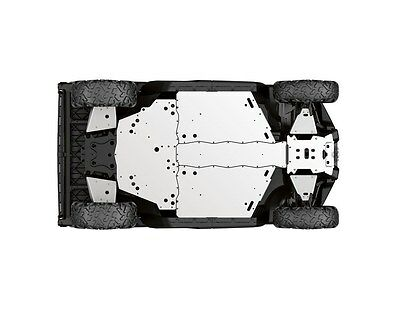 NEW GENUINE CAN-AM DEFENDER ALUMINUM FRONT SKID PLATE KIT # 715002447