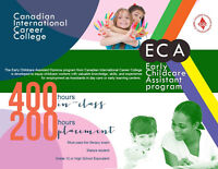 EARLY CHILDCARE ASSISTANT DIPLOMA PROGRAM