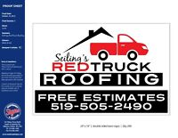 Shinglers and laborers wanted for local roofing company