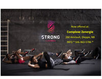 STRONG by Zumba in the GreaterMoncton area (it's like HIIT)