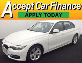 BMW 320 2.0TD ( 184bhp ) ( s/s ) 2013MY d Sport FROM £46 PER WEEK