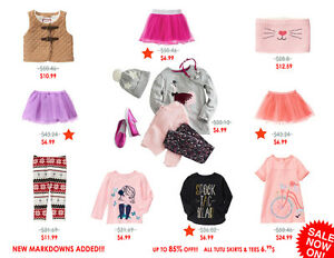 Kids clothes-- Big sale