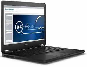 Dell Latitude E7470 Business Ultrabook 14 Inch i7-6600U 16GB NEW