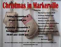 Christmas in Markerville