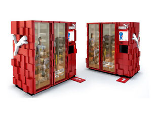 Vending Machines, Kiosks, Automated Stores
