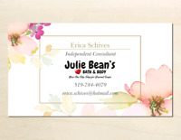 Julie's Beans - All Natural Bath and Body Products