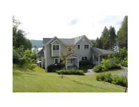 Rent this Magnificent House in Hatley on Lake Massawippi
