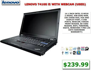 ACER, ASUS, HP, DELL, LENOVO, TOSHIBA ALL REFURBISHED LAPTOP