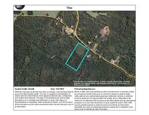 20 Acres Wooded Property For Sale -Douglas Harbour